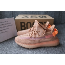 Authentic Adidas Yeezy 350 V2 Clay Men Shoes