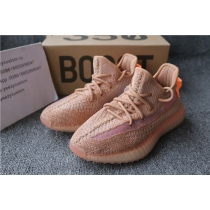Authentic Adidas Yeezy 350 V2 Clay Women Shoes