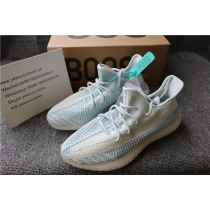 Authentic Adidas Yeezy Boost 350 V2 Cloudy White Non Reflective Women Shoes