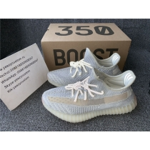 Authentic Adidas Yeezy Boost 350 V2 Primeknit Static Non Reflective Men Shoes