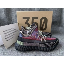 Authentic Adidas Yeezy Boost 350 V2 Yecheil Non Reflective Women Shoes