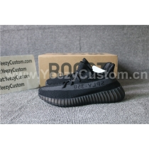 Authentic Adidas Yeezy Boost 350 Black Grey
