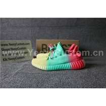 Adidas Yeezy 350 Boost V2 Rainbow Custom Made