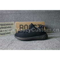 Authentic Adidas Yeezy Boost 350 Triple Black