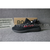 Authentic Adidas Yeezy Boost 350 V2 Black Red