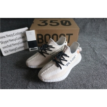 Authentic Adidas Yeezy Boost 350 V2 Off White GS