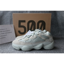 "Authentic Adidas Yeezy Boost 500 ""Salt  Men"