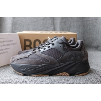 Authentic Adidas Yeezy Boost 700 Utility Black Men Shoes