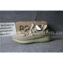 Authentic Adidas Yeezy Boost 350 Darker Green