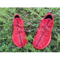 Authentic Adidas Yeezy Boost 350  Red