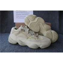 Authentic Adidas Yeezy Boost 500 Super Moon Yeollow DB2966 Women