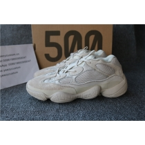 "Authentic Adidas Yeezy Desert Rat 500 ""Blush Men"