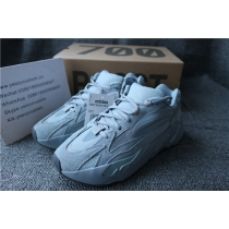 Authentic Adidas Yeezy Boost 700 Hospital Blue Women Shoes