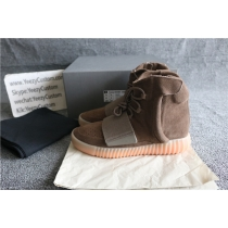 Authentic Adidas Yeezy Boost 750 Light Brown