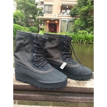 "Authentic Adidas Yeezy 950 Boot ""Pirate Black"" GS"