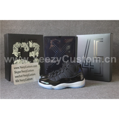 2016 Authentic Air Jordan 11 Retro Space Jam
