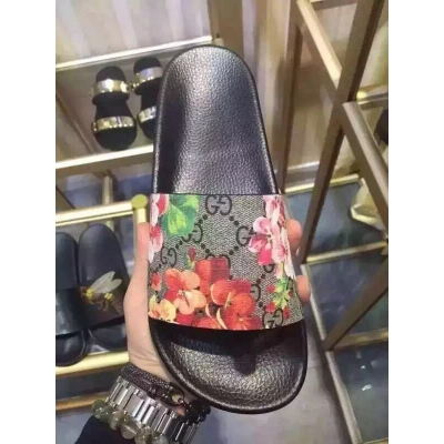 Gucci Slipper Women  Shoes-001