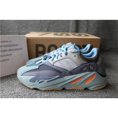 Authentic Adidas Yeezy Boost 700 Carbon Blue Men Shoes