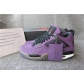 Authentic Air Jordan 4 Retro Travis Scott Purple