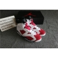 Authentic Air Jordan 6 Retro  Carmine""
