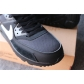 Authentic Nike Off White X Air Max 90 Black