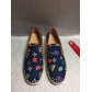 Super High End Christian Louboutin Flat Sneaker Low Top(With Receipt) - 0107