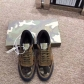 Valentino Studded Suede & Nylon Men and Women Sneakers-027