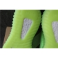 Authentic Adidas Yeezy Boost 350 V2 Glow IN The Dark Men Shoes