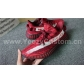 Authentic Adidas Yeezy 350 Boost V2 Red Custom